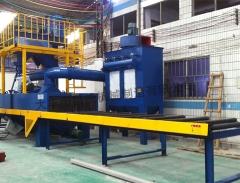 北京 钢板型材抛丸机
