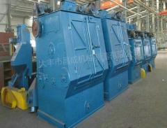 上海Q326履带式抛丸机